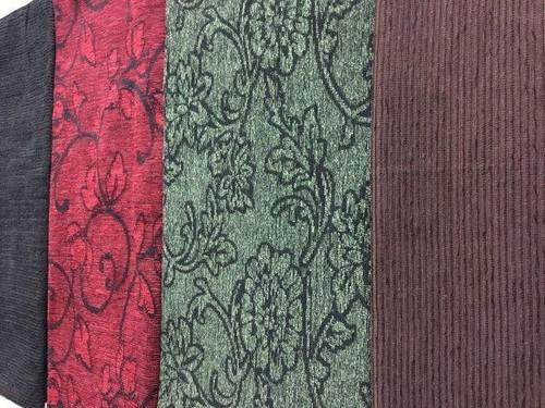 Fábrica de tecidos chenille
