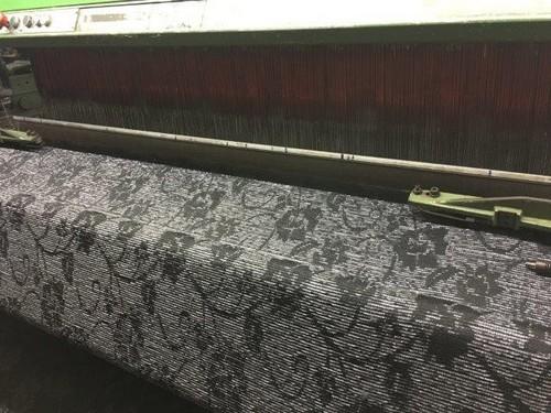 Fábrica de tecidos planos