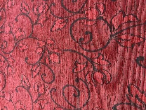 Tecido chenille para sofá
